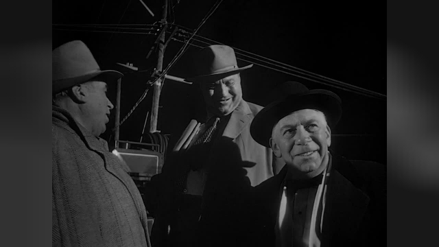 فیلم زیبا وکمیاب نشانی از شر  Touch of Evil 1958 دوبله کانال sekoens@