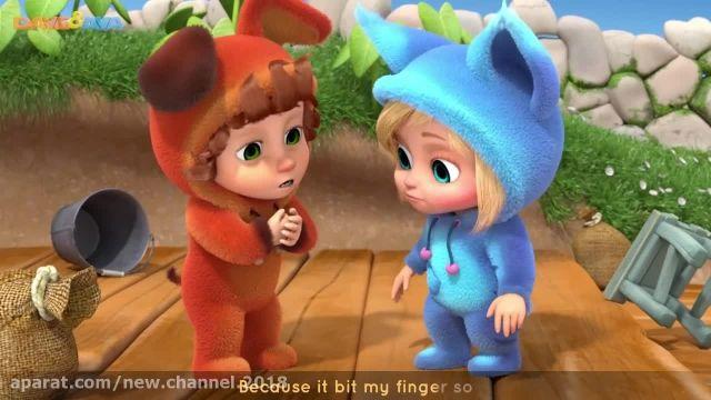 دانلود انیمیشن کودک شاد - قسمت 8
