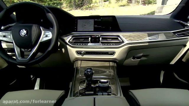 تفاوت BMW X7 با BMW X5 چیست؟