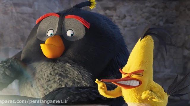 دانلود تریلر انیمیشن پرنده های خشمگین2 (THE ANGRY BIRDS 2)