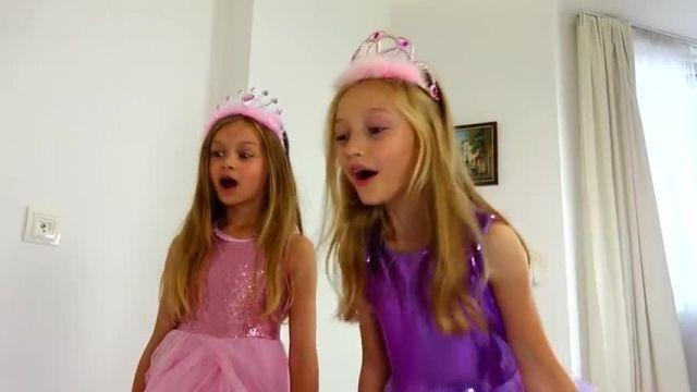 دانلود بازی دیانا و روما قسمت - لباس های پرنسسی پولینا