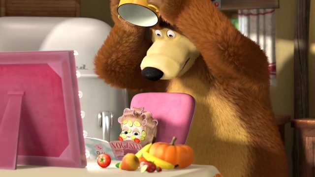 دانلود انیمیشن ماشا و میشا - قسمت 504