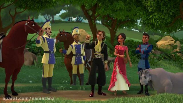 دانلود انیمیشن النا با زیرنویس چسبیده فارسی فصل اول قسمت 6