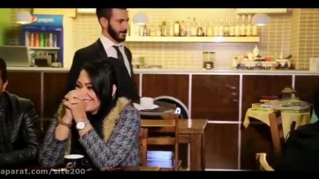 خنده دار ترین کلیپ های محمد امین کریم پور - بازی آخر قسمت 2