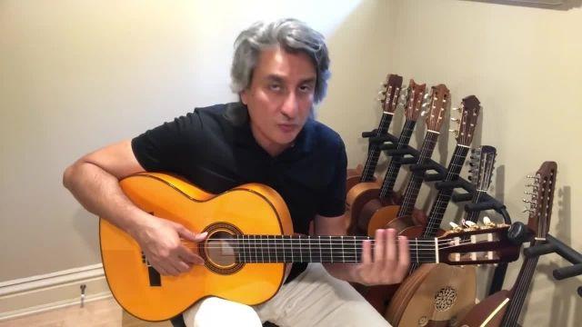 دانلود کامل آموزش گیتار بابک امینی جلسه  نوزدهم