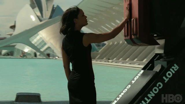 تریلر رسمی فیلم وست ورلد در کنفرانس کامیک کان (Westworld)