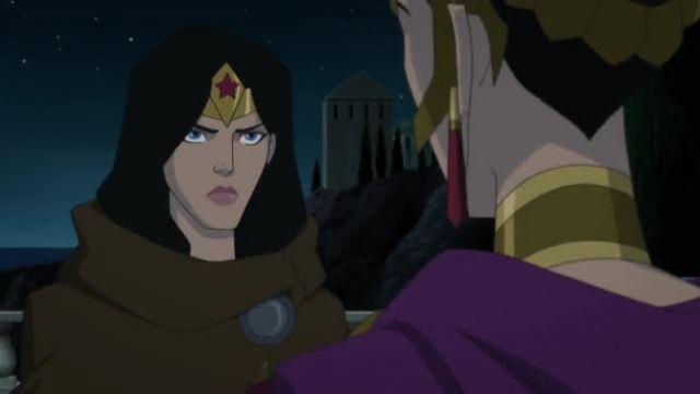 انیمیشن Wonder Woman: Bloodlines 2019  زن شگفت انگیز نژادها  دوبله فارسی