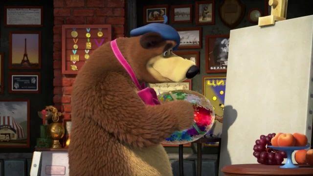 دانلود انیمیشن ماشا و میشا - قسمت 618