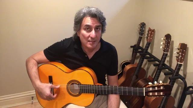 دانلود کامل آموزش گیتار بابک امینی جلسه دوم