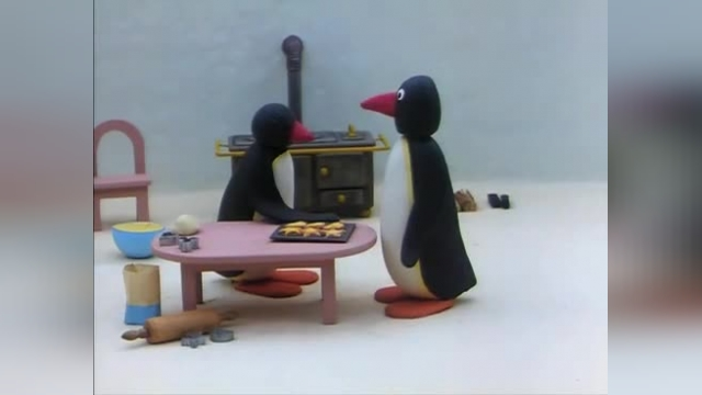 دانلود مجموعه کامل کارتون پینگو (Pingu) - سی و پنجم