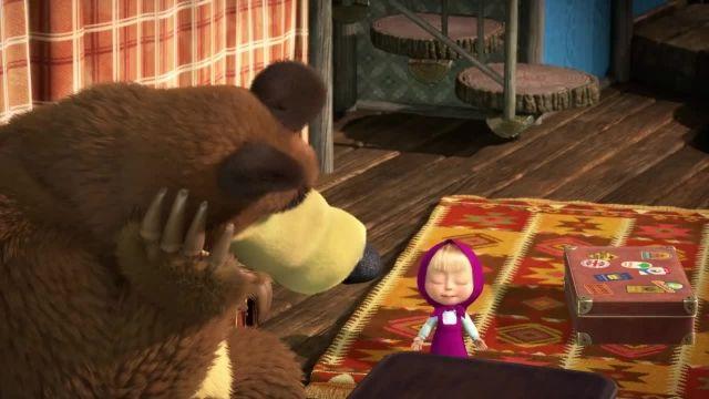دانلود انیمیشن ماشا و میشا - قسمت 543