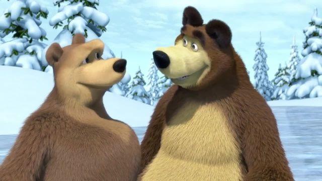دانلود انیمیشن ماشا و میشا - قسمت 463