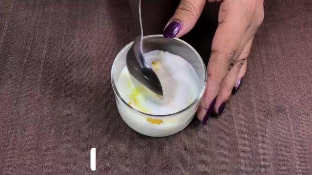 نکات آرایشی برای پوست - وست شفاف وبدون چروک باماسک برنج