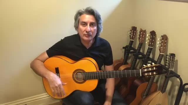 دانلود کامل آموزش گیتار بابک امینی جلسه نهم