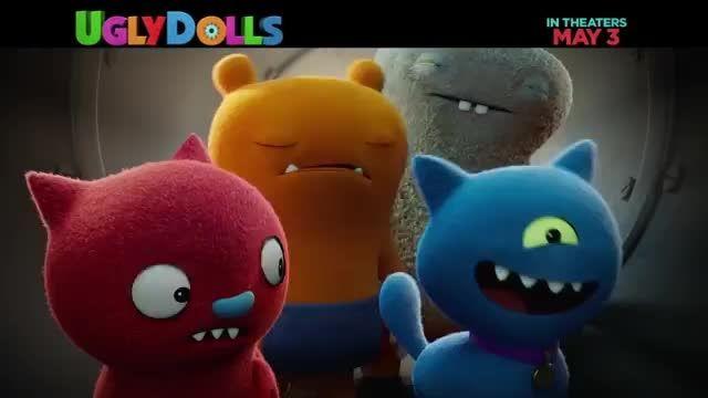 تریلر انیمیشن عروسکهای زشت (uglydolls 2019)