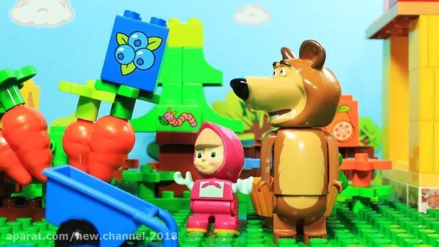 دانلود انیمیشن ماشا و میشا - قسمت 75