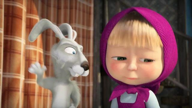 دانلود انیمیشن ماشا و میشا - قسمت 512