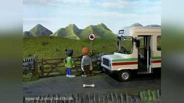 دانلود انیمیشن زیبای سام آتش نشان قسمت 58