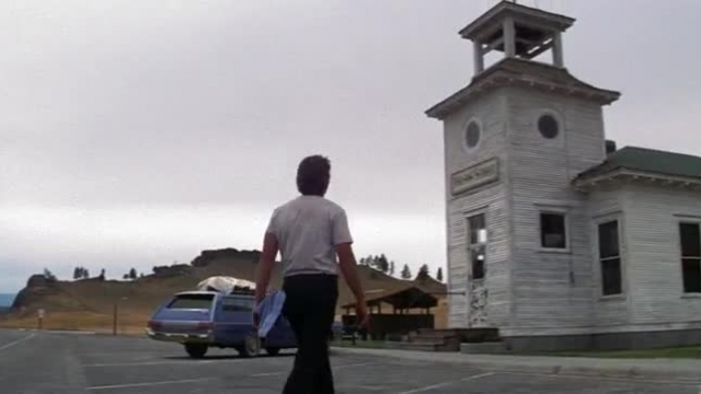 تیزتک  .رعد و برق . Thunderbolt and Lightfoot  1974 #دوبله