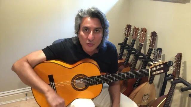 دانلود کامل آموزش گیتار بابک امینی جلسه هفدهم