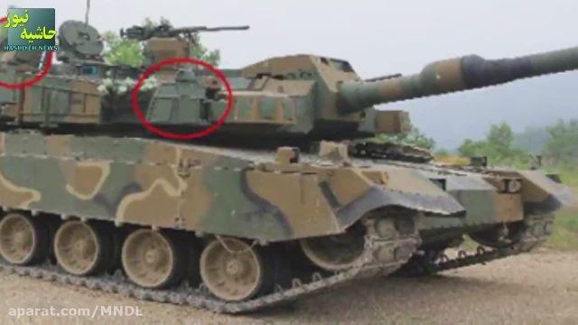 ساختار ضد ضربه در  تانک ها چگونه است؟
