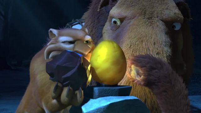 دانلود انیمیشن کوتاه عصر یخبندان، در جستجوی تخم ها با دوبله فارسی