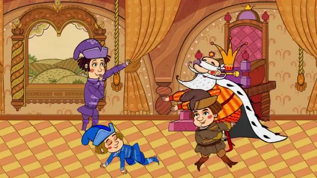 دانلود انیمیشن ماشا و میشا -  قسمت 665