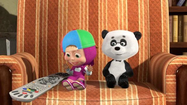 دانلود انیمیشن ماشا و میشا - قسمت 279