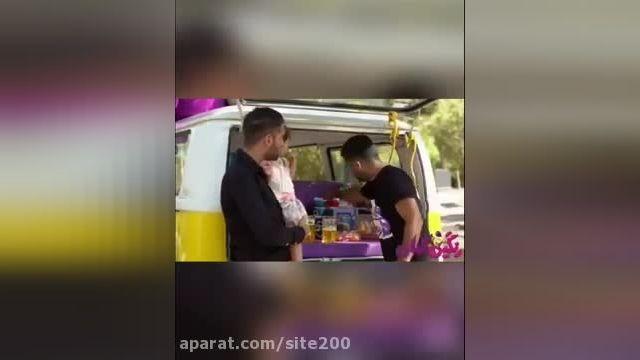 جدیدترین کلیپ های محمد امین کریم پور