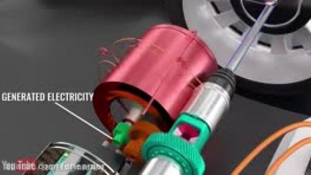 فیلم آموزش مکانیک خودرو به زبان ساده برای همه -خودروی برقی تسلا S چطور کار میکند
