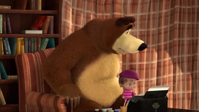 دانلود انیمیشن ماشا و میشا - قسمت 494