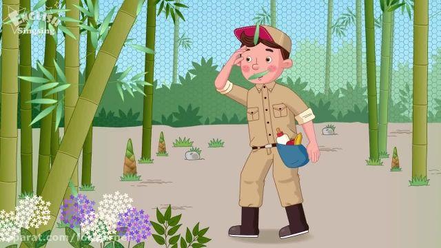 دانلود انیمیشن موزیکال آموزش زبان انگلیسی به کودکان - قسمت حرف U