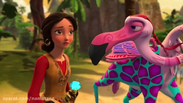 دانلود انیمیشن النا با زیرنویس چسبیده فارسی فصل دوم قسمت 10