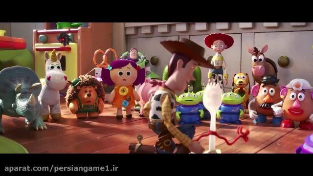 دانلود تریلر انیمیشن داستان اسباب بازی 4 (Toy Story 4)