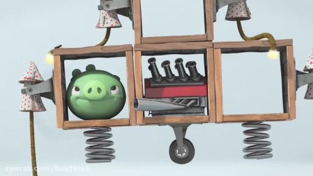 دانلود کارتون داستانهای خوکی فصل 1 قسمت 25
