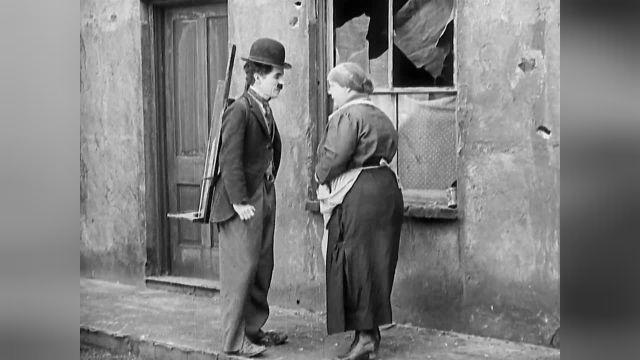 فیلم پسر بچه 1921 دوبله فارسی (چارلی چاپلین)
