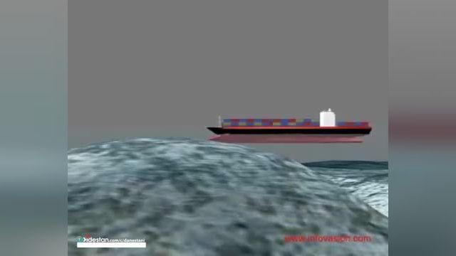 دلایل غرق نشدن و به زیر آب نرفتن کشتی های غول پیکر