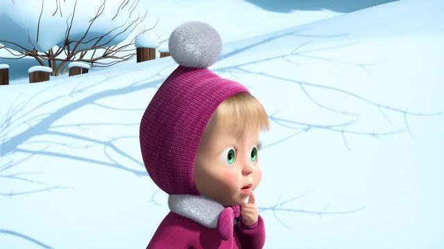 دانلود انیمیشن ماشا و میشا - قسمت 446