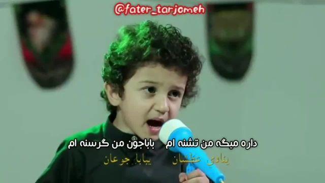 (مداحی زیبا) البیبی الصغیر I سلمان الحلواجی I ترجمه فارسی (فاطر ترجمه)