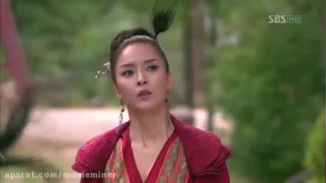 دانلود سریال کره ای ایمان (Faith) با زیرنویس چسبیده فارسی - قسمت 11
