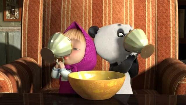 دانلود انیمیشن ماشا و آقا خرسه | ماشا و آقا خرسه 2