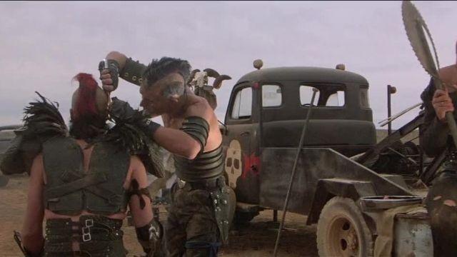 فیلممکس دیوانه 2: جنگجوی جادهسال 1981 The Road Warrior