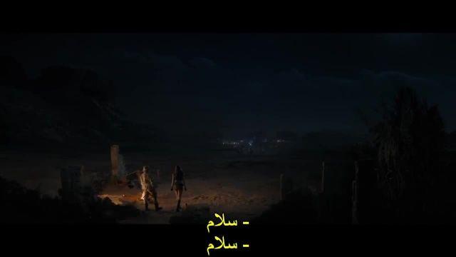 فیلم جومانجی 2019 زیرنویس چسبیده فارسی هارد شده
