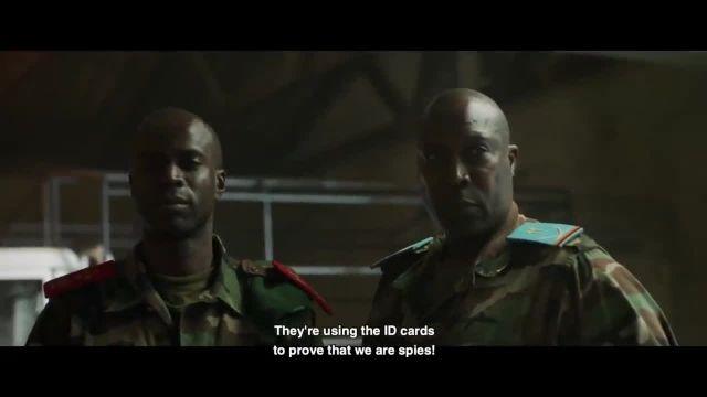 تریلر رسمی فیلم کونگو (congo 2019) ژانر درام-جنایی