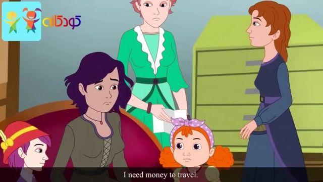 دانلود قصه های کودکانه فارسی - زنان کوچک
