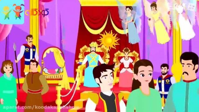 دانلود قصه های کودکانه فارسی - زیبای خفته قصه های کودکان