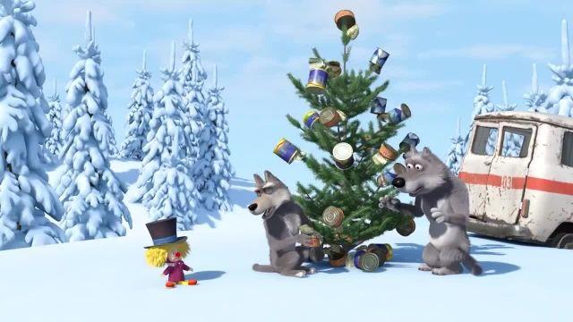 دانلود انیمیشن ماشا و میشا - قسمت 575