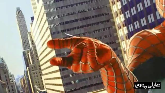 تریلر فیلم مرد عنکبوتی 2002