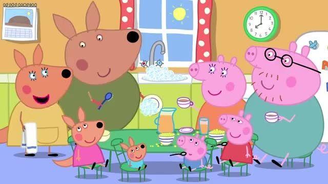 دانلود انیمیشن پیپا پیگ (peppa pig) قسمت 2