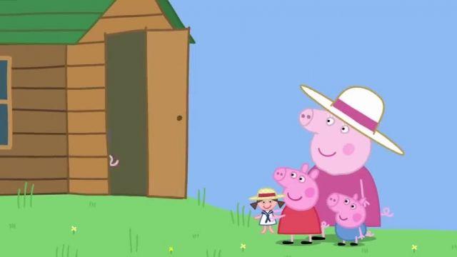 دانلود انیمیشن پیپا پیگ (peppa pig) قسمت 18